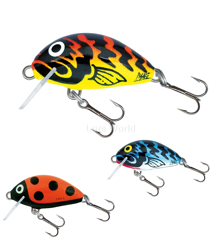 lures, relax kopyto, salmo - lure world fishing tackle, Hard Baits