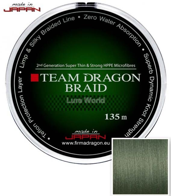 Team Dragon/Toray Braid Line - Green