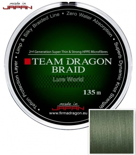 Team Dragon/Toray Braid Line - Green