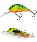 Salmo Hornet 4F - floating, 4cm - Colour Options Available