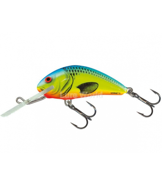 Salmo Hornet 3F - floating, 3.5cm - Colour Options Available