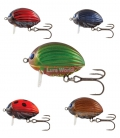 Salmo Lil' Bug 3F - floating, 3cm - Colour Options Available