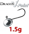 Dragon V-Point Micro X-Fine Jig Heads 1.5g Saver Pack (20 pcs)