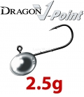 Dragon V-Point Micro X-Fine Jig Heads 2.5g Saver Pack (20 pcs)