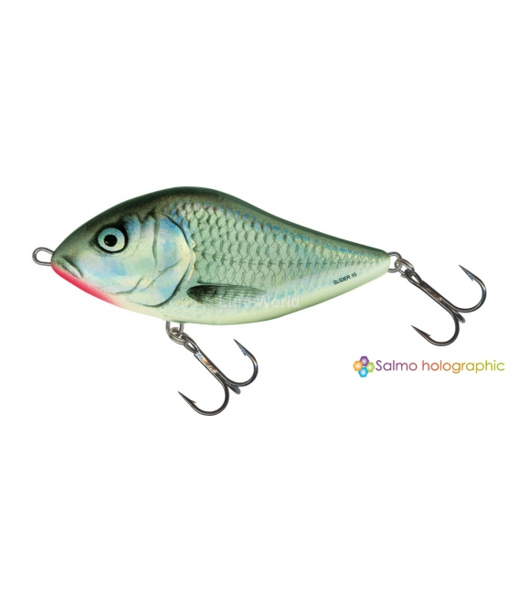 Salmo Slider 5S - 5cm, sinking - Colour Options Available
