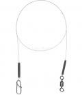 5kg Ultralight Wire Trace - A.F.W. American Fishing Wire/Dragon - 15cm