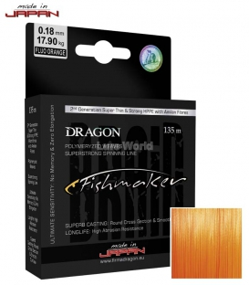 Dragon clear 0,06-0,25mm 147 yds Toray Invisible Braid line
