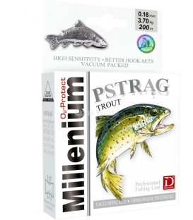 Dragon Millenium Pro Trout Vacuum Packed