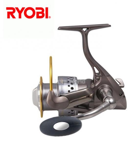 Ryobi Zauber FD 3000 Spinning Reel Designed in Japan