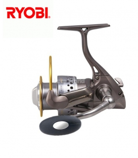 Ryobi Zauber FD 2000 Spinning Reel Designed in Japan