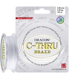 Dragon C-Thru Lure Fishing Braid Line