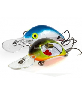 Salmo Rattlin' Hornet 6.5F - floating, 6.5cm - Colour Options Available