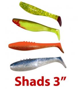 Shads 3''