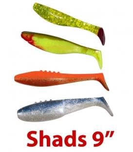 Shads 9''
