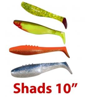 Shads 10''