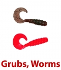 Grubs Worms